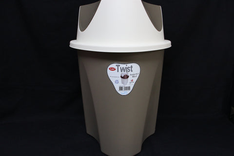 15 LTR Quality Twist Dustbin