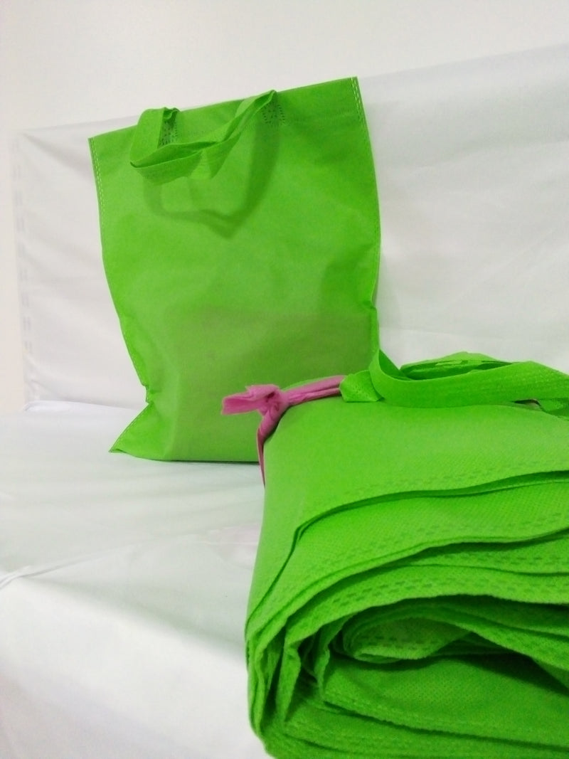 Non Woven Loop Handle Bags (40 * 50 cm) (50 pieces per bundle)