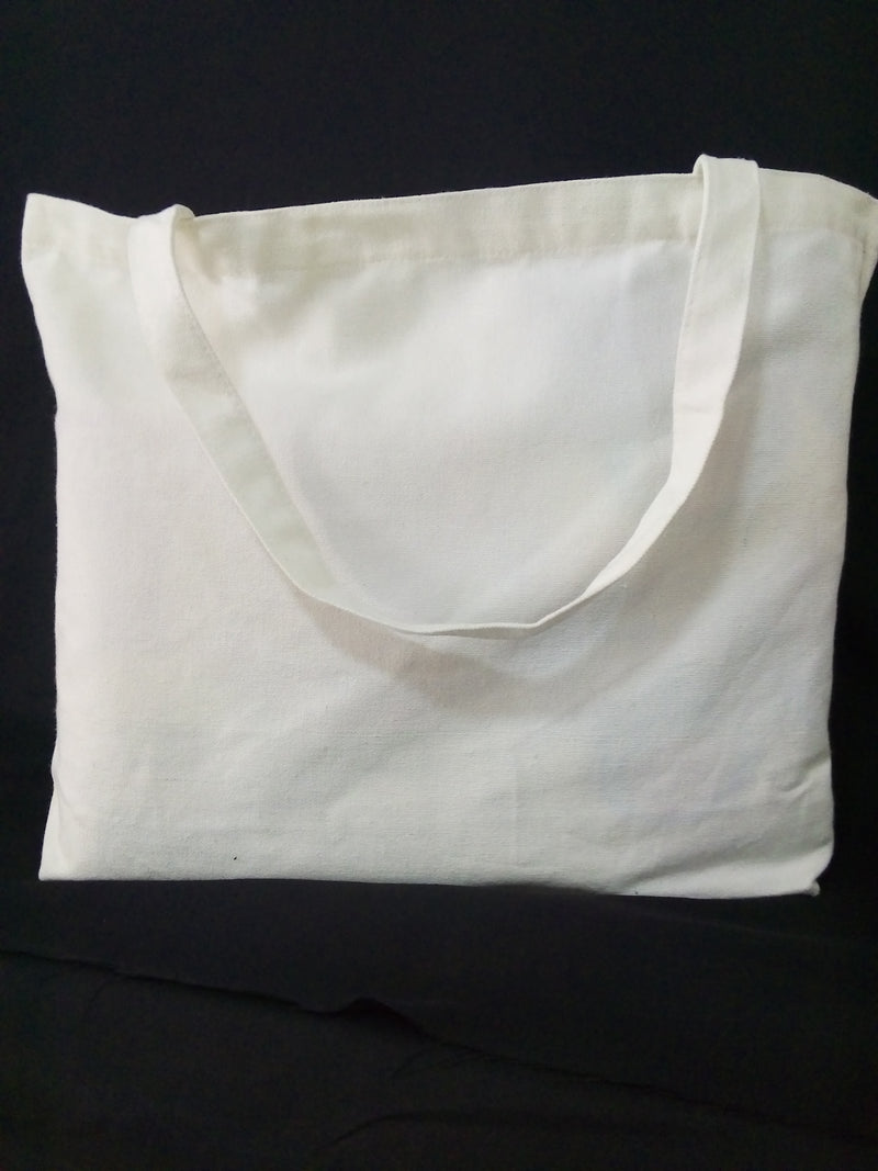Canvas Bag, 12 oz, Horizontal Shape (45 * 35 * 10 CM)