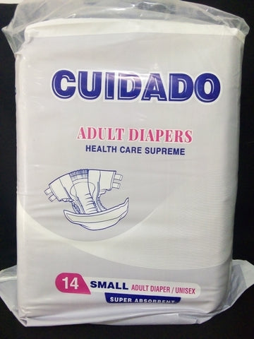 Cuidado Adult Diapers