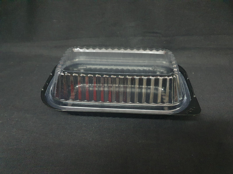Rectangular Deep Container Plus Clear Lid
