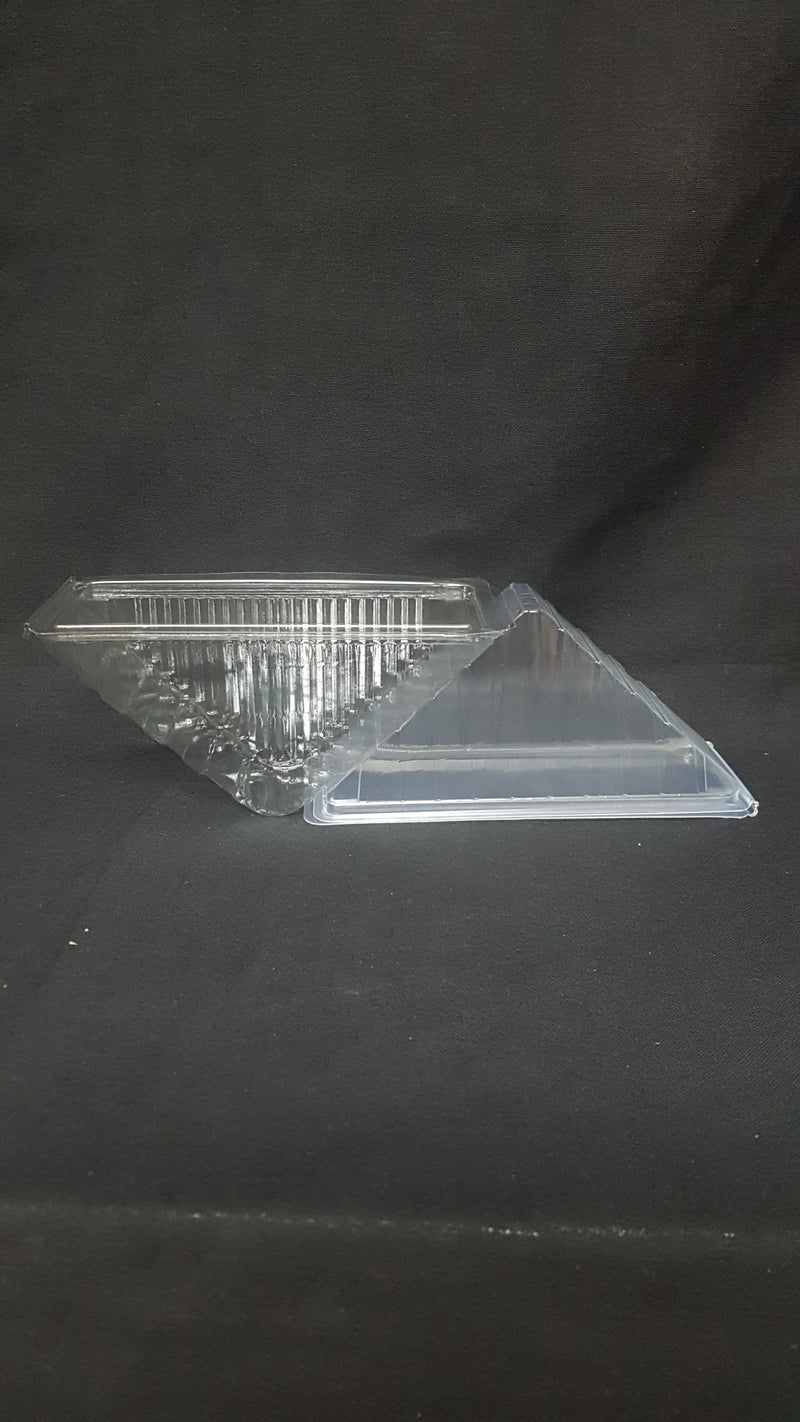 Sandwich clear container