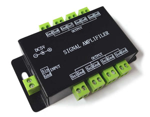 Signal Repeater, 1-to-8 Data, 5 Volts