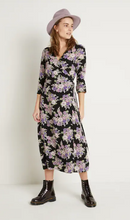 Load image into Gallery viewer, BYFUMA WRAP DRESS