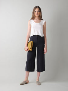 Fluid Crop Trousers