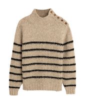 Load image into Gallery viewer, Chunky Grey Knitted Jumper