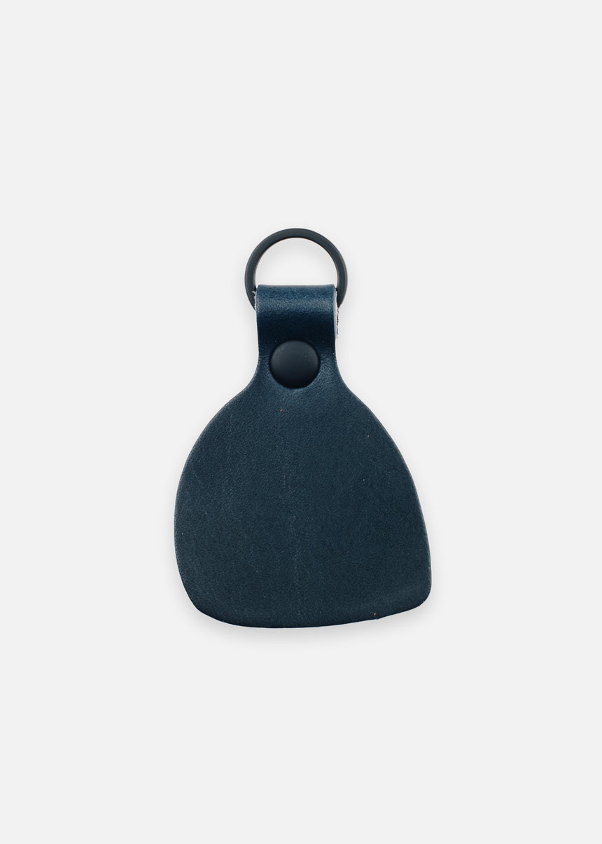 Black Navy Wabi Sabi Fob in Latigo