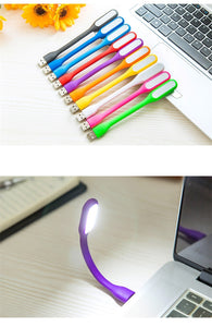 Flexible USB Night Light para Notebook PC