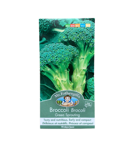 "Mr. Fothergill's - Brocoli ""Green Sprouting"""