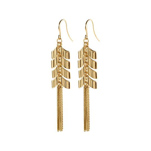 PILGRIM GOLD KARLA EARRINGS