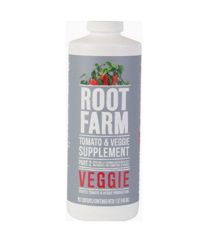 ROOT FARM - Veggie - Part 2