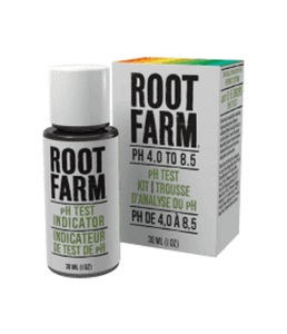 ROOT FARM - Trousse d'analyse de pH
