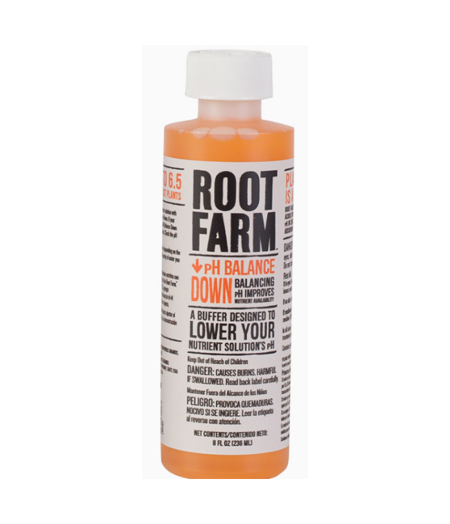 ROOT FARM - ph Moins
