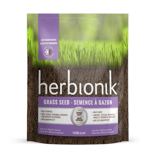 HERBIONIK Grass seed - low maintenance