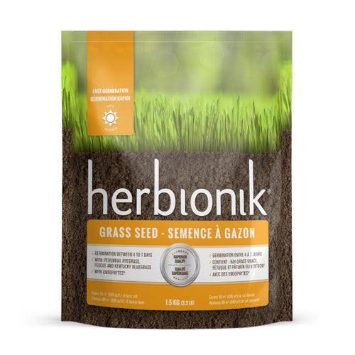 HERBIONIK Grass seed - fast germination