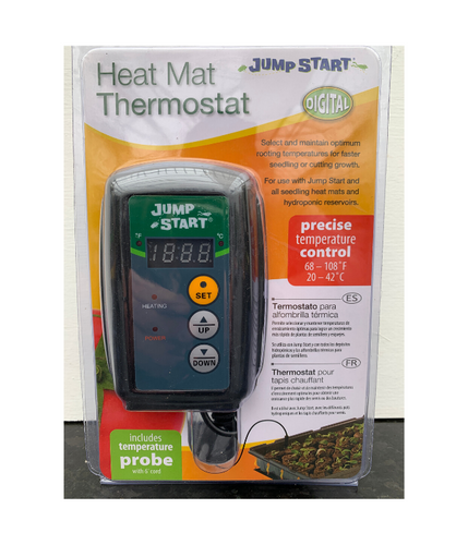 Heat mat thermostat JUMP START