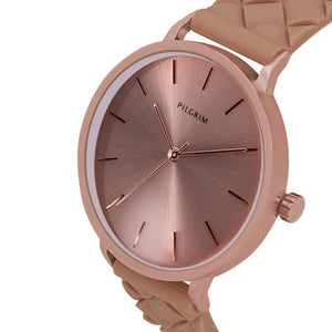 MONTRE OR ROSE ASTER