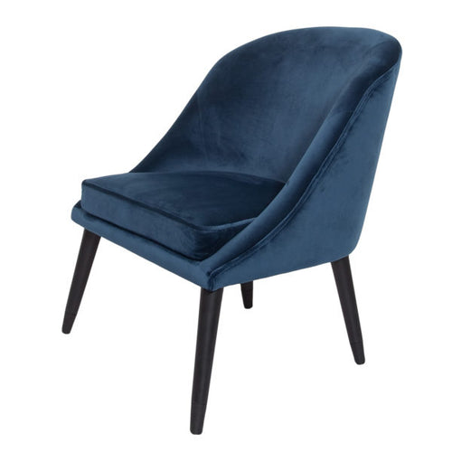 Bree Chair – Ink Blue