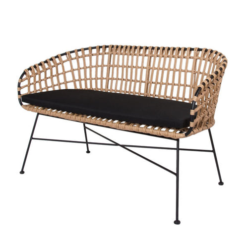 Calabria Bench, indoor/outdoor