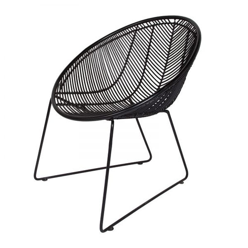 Weave Chair - Black