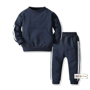Little Man Sports Set (Blue)