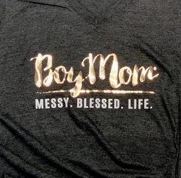 Messy Blessed Life (Boy Mom)