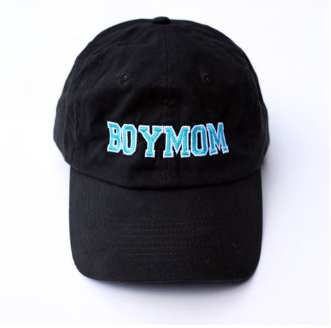 Boy Mom Baseball Cap