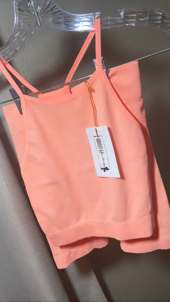 Fit Mommy Set (Coral)