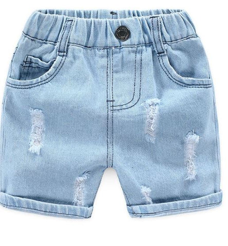 Hello Handsome Denim Shorts