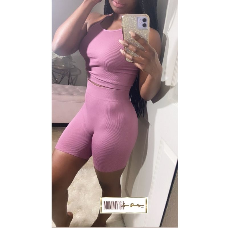 Fit Mommy (Mauve)