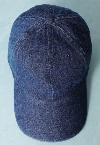 Women's Denim Baseball Caps