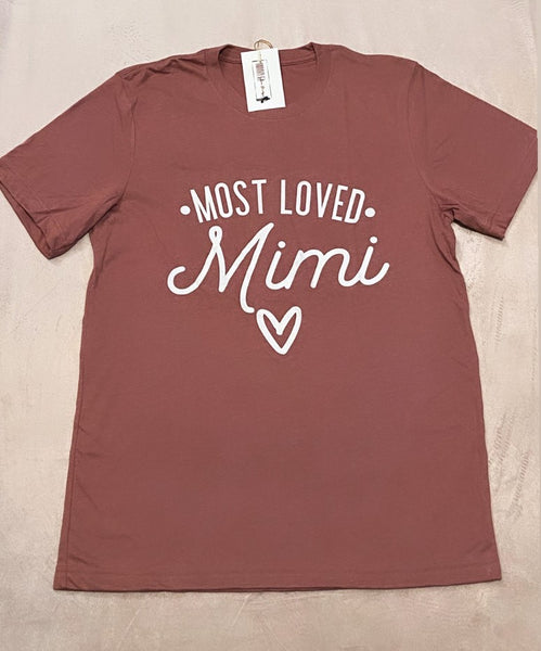 Most Loved Mimi Tee