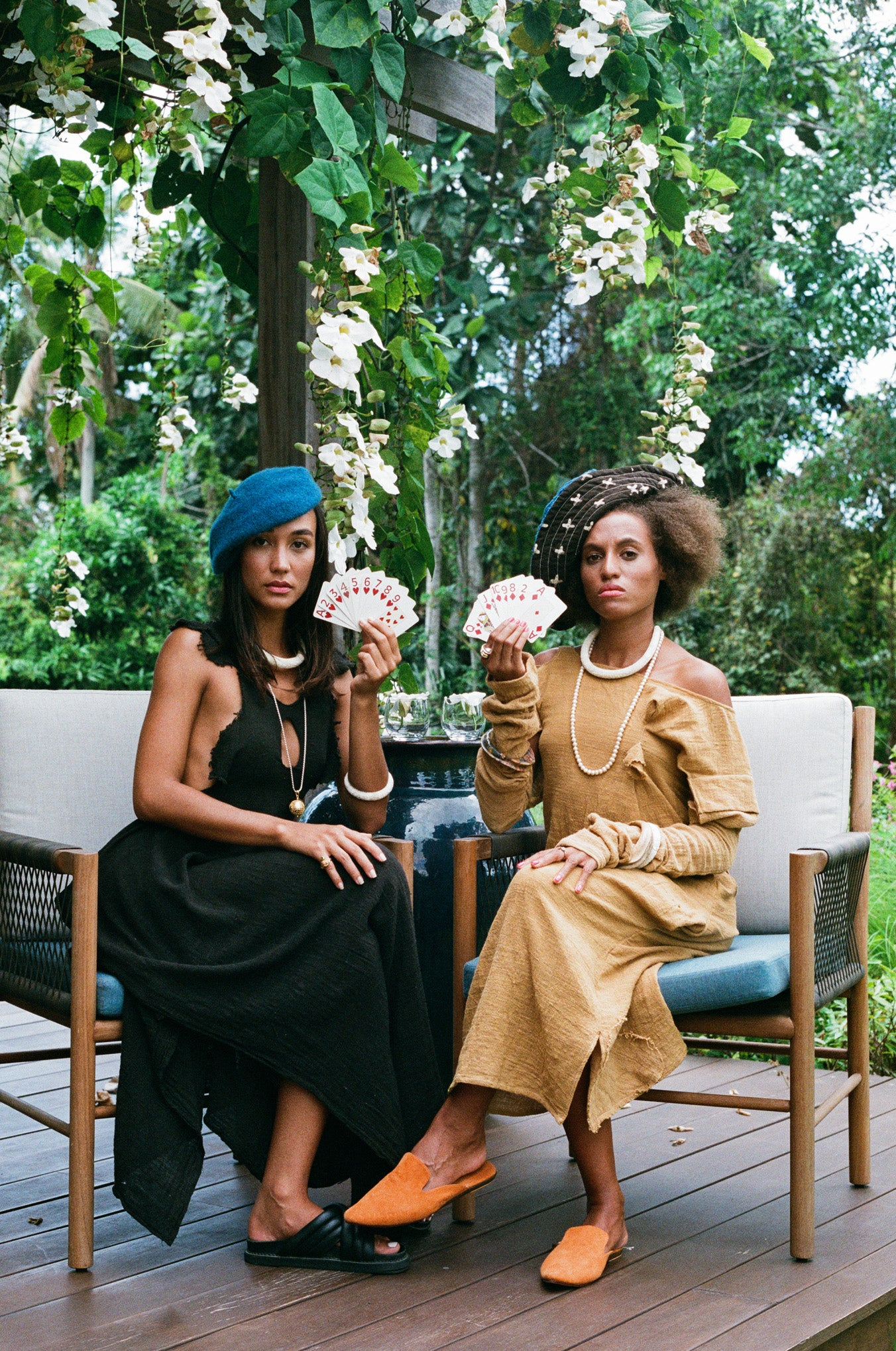 Lookbook Shot Amira and Blaine Front