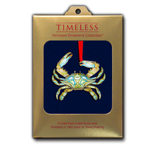 Load image into Gallery viewer, 3D Blue Crab OE-750-034