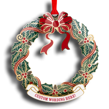 Load image into Gallery viewer, Festive Wreath OE-749-004