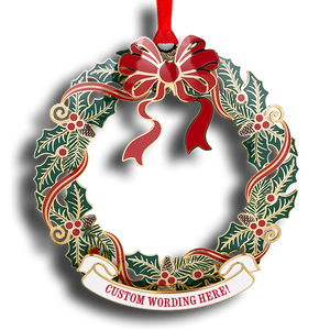Festive Wreath OE-749-004