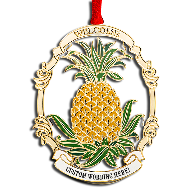 Welcome Pineapple OE-749-010