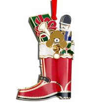 Load image into Gallery viewer, 3D Santa's Boot OE-750-015