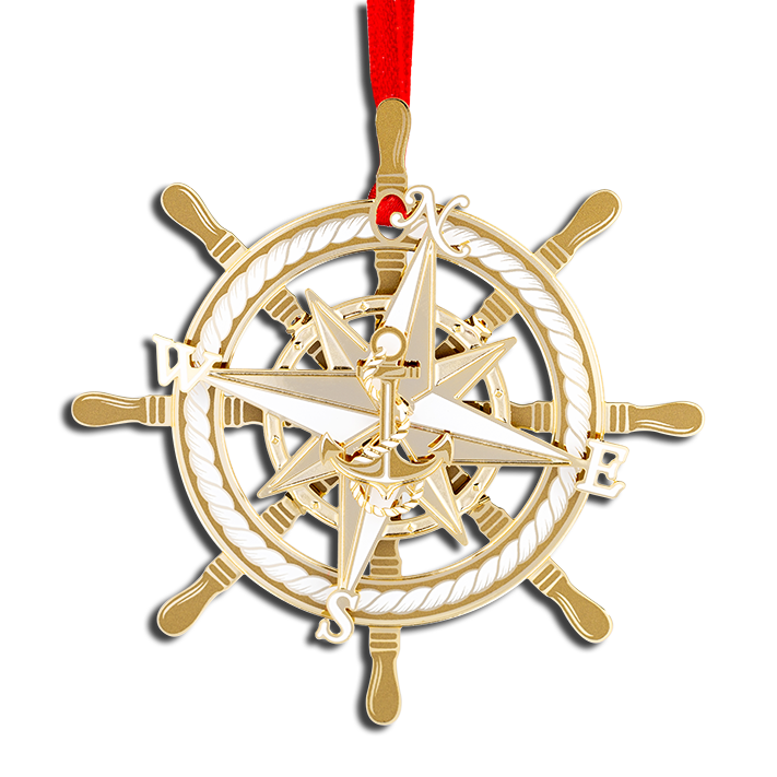 3D Nautical Compass OE-750-019