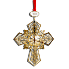 Load image into Gallery viewer, 3D Faith Cross OE-750-025