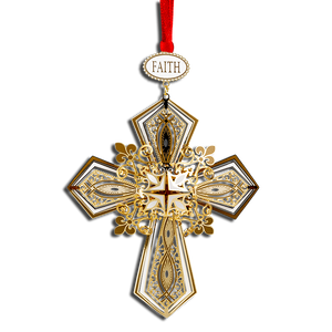 3D Faith Cross OE-750-025