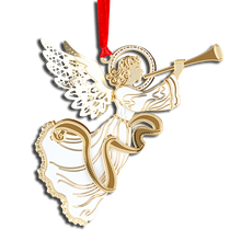 Load image into Gallery viewer, 3D Golden Angel OE-750-030