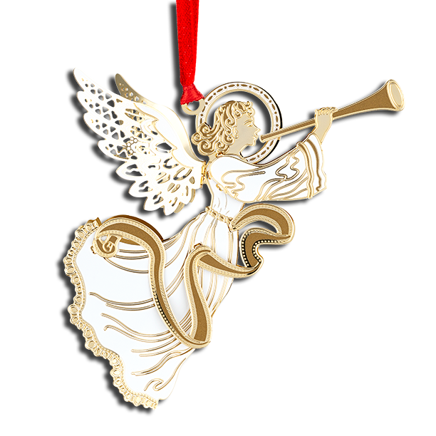 3D Golden Angel OE-750-030