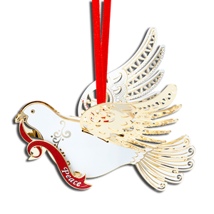 3D Golden Dove OE-750-036
