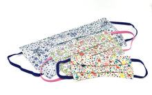 Load image into Gallery viewer, Child's Liberty print face mask - XS or S - 16 choices