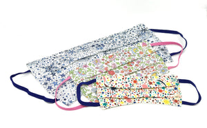 Child's Liberty print Popular face mask - XS or S - 16 choices
