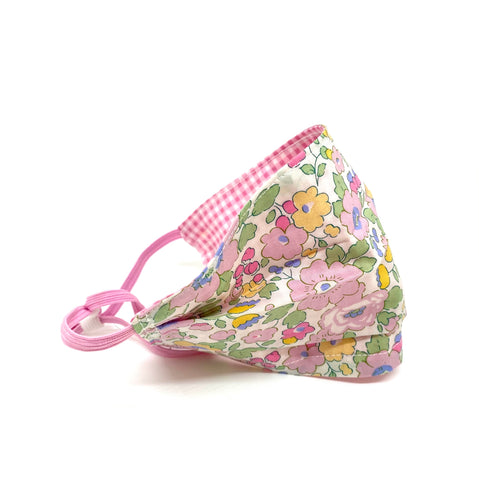 Popular Spring Liberty print face mask