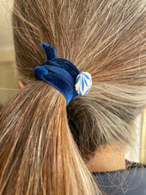 Load image into Gallery viewer, Velvet Liberty hair bobble elastics