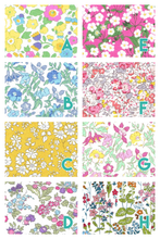 Load image into Gallery viewer, Popular Spring Summer Liberty print face mask