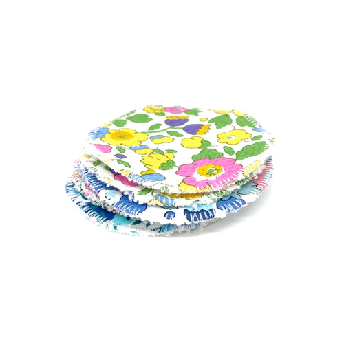 Mixed Liberty eco face pads